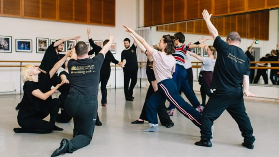 Roadshow 2019 - Birmingham Royal Ballet