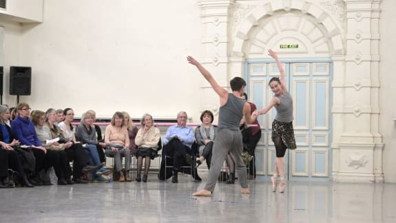 Roadshow 2019 - English National Ballet
