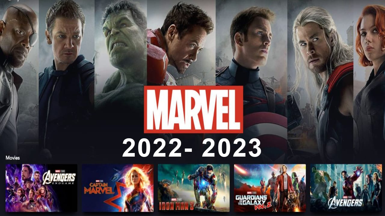New Marvel Movies Coming Out In 2021 And 2022 - Your Full ...