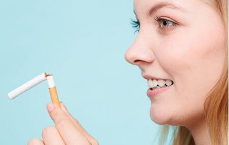Ways to quit smoking