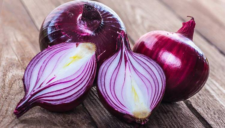 Health Benefits of Red Onion