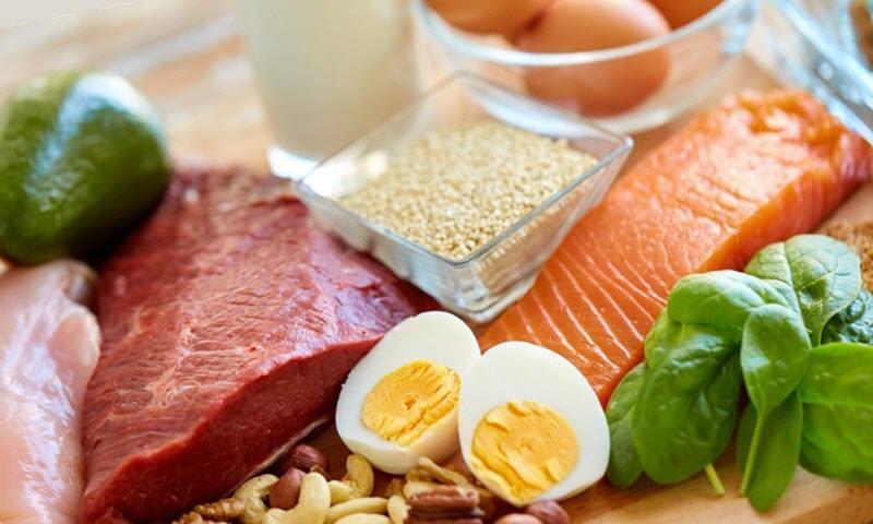Lysine-Rich Foods