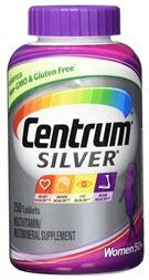 Centrum Silver, For Women