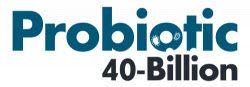 Probiotic Supplement Probiotic40 Logo