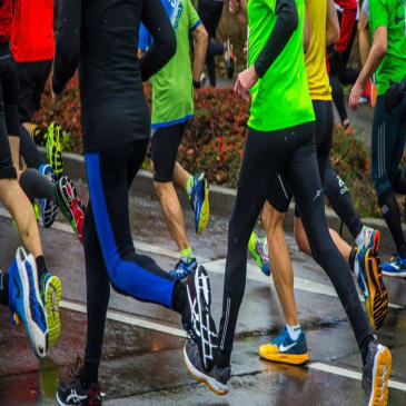 Regular Jogging Raises Life Expectancy