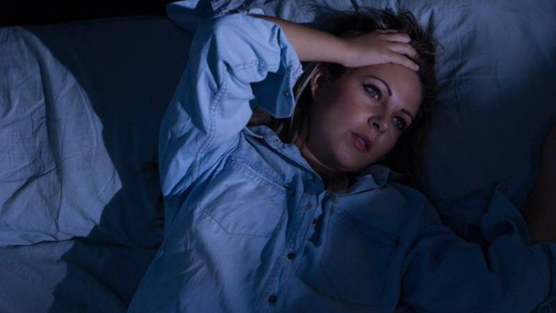 Sleep Disorder in a Woman