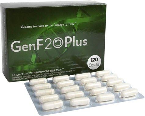 Genf20 Plus Best Human Growth Hormone Releaser