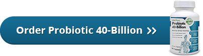 Order Probiotic 40-Billion