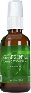 Genf20 Plus Oral Spray With Alpha GPC