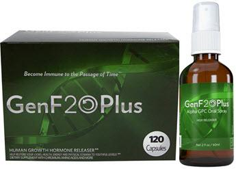 GenF20 Plus Human Growth Hormone Releaser
