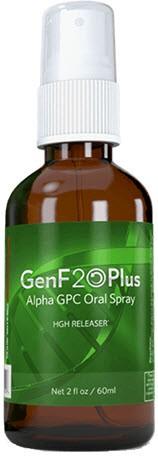 GenF20 Plus Alpha GPC Oral Spray
