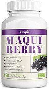 i Berry Supplement, Veggie Capsules