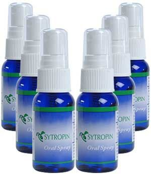 Sytropin Oral Spray HGH 6 Bottles