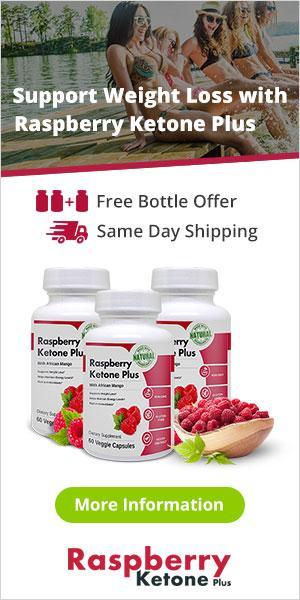 Raspberry Ketone Plus Natural Weight Loss Supplement