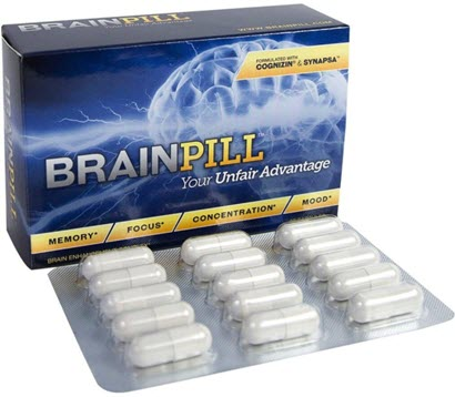Brain Pills, a Natural Cognitive Enhancer