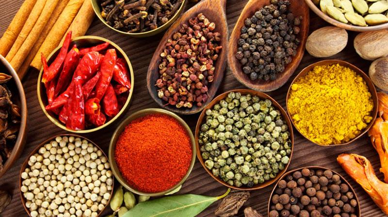 Best spices for skin care