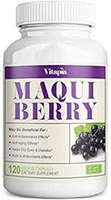 i Berry Supplement, Veggie Capsules