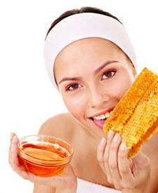 Antibacterial and anti-ageing properties of honey