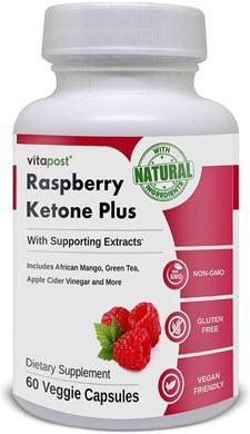 VitaPost Raspberry Ketone Plus
