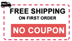 Free Shipping on First Order
