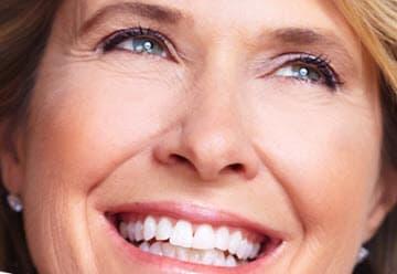 Facial skin aging process