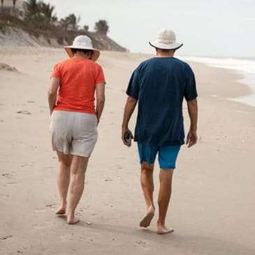 A Half-Hour Morning Walk Reduces Blood Pressure