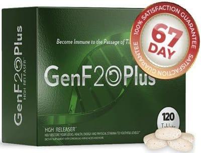 Buy GenF20 Plus Best Human Growth Hormone Releaser