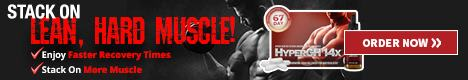 Buy HyperGH14x HGH Pills and Spray for Bodybuilding