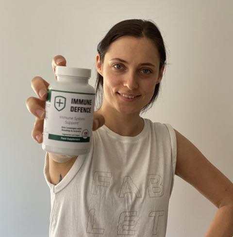 Immune Defence Supplement - Zinc Lozenges