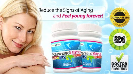 Resveratrol Ultima The Brand New Anti Aging