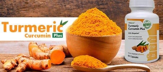 Turmeric Antioxidant Superfood