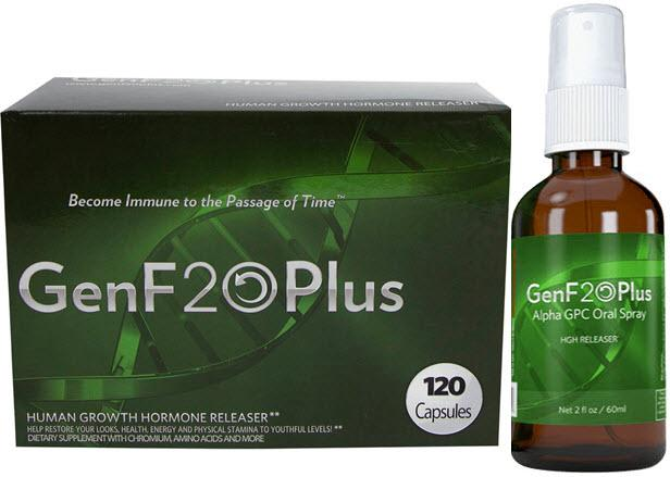 GenF20 Human Growth Hormone Releaser