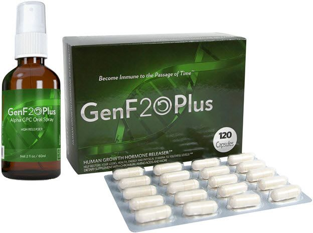 GenF20 Plus HGH Releaser Supplement
