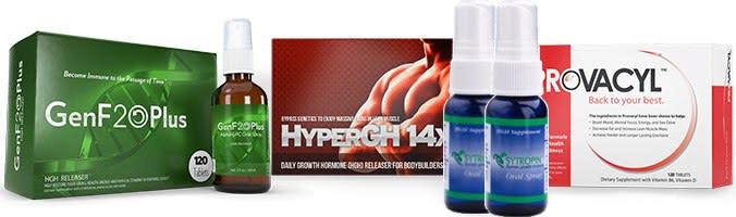 Best Natural HGH Supplements