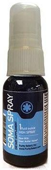 Soma HGH Oral Spray Supplement - Anti-Aging Treatment