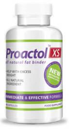 Proactol XS All Natural Fat Binder, Weight Loss