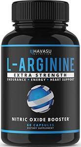 Havasu Nutrition Extra Strength L Arginine - 1200mg