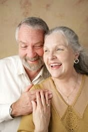 Sex life of an elderly couple