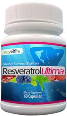 Resveratrol Ultima - Powerful Anti Aging Supplement