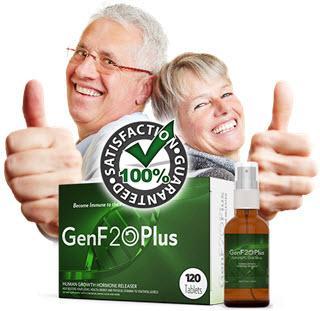 GenF20 Plus Growth Hormone Releaser Satisfaction Guarantee