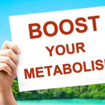 How to Speed Up Metabolism to Slow Down Your Aging Process?