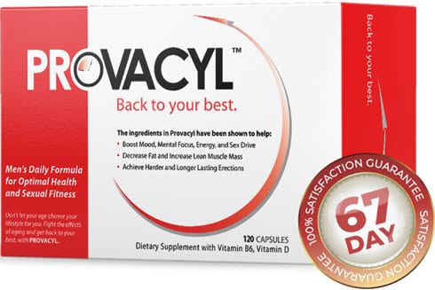 Provacyl Dietary HGH Supplement for Men