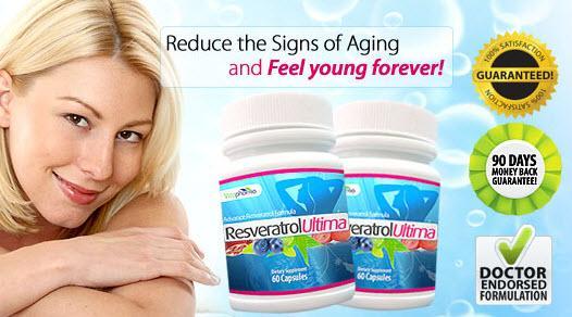 Resveratrol Ultima The Brand New Anti Aging