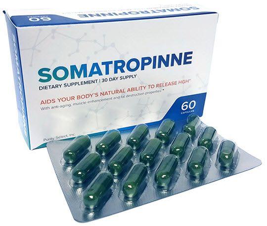 Somatropinne HGH Releaser
