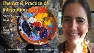 The Art and Practice of Integration - GTT Module with Mireya Alejo Mercet, 14 - 19 November 2017, Peace Castle Schlaining, Austria