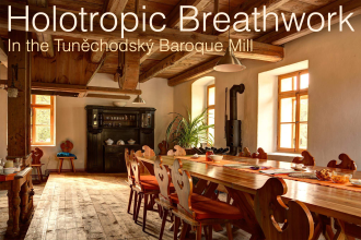 Holotropic Breathwork Residential Workshop in the Tuněchodský Mill, Czechia, 1st-3rd March 2019