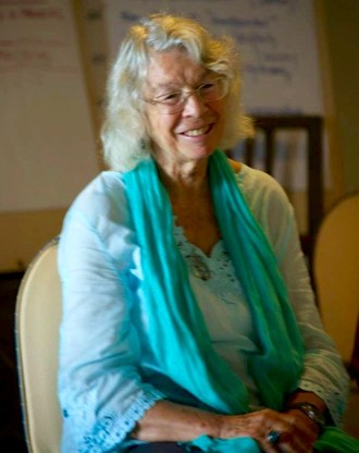 Integrating the Fragmented Self - A Workshop with Jean Farrell on Trauma Healing, 6 - 11 November 2017