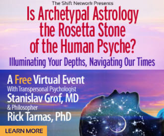IS ARCHETYPAL  ASTROLOGY THE ROSETTA STONE OF THE HUMAN PSYCHE ?