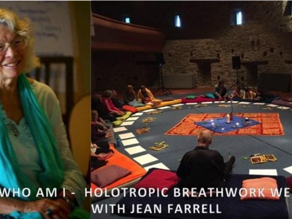 """ WHO AM I ""   -  Workshop with Jean Farrell, 27 Nov - 2 Dec 2018, Peace Castle Schlaining Austria"