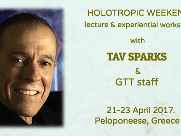 HOLOTROPIC WEEKEND with TAV SPARKS - lecture and experiential workshop